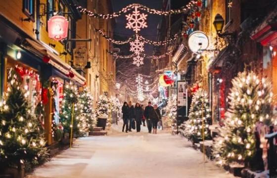 全球最有氣氛的聖誕之都 ảnh 1