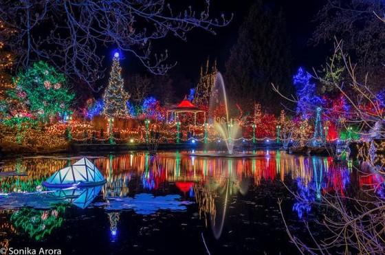 全球最有氣氛的聖誕之都 ảnh 3