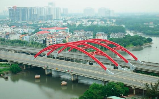 西貢值得一遊的熱門橋樑 ảnh 4