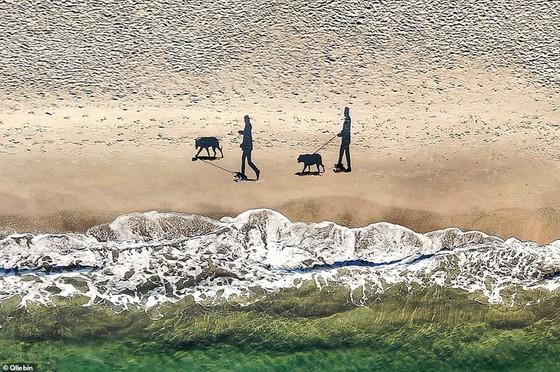 20張無人機航拍精品:鳥瞰世界很震撼 ảnh 2