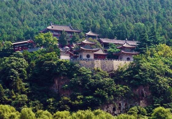洛陽8大景之首──龍門石窟 ảnh 5