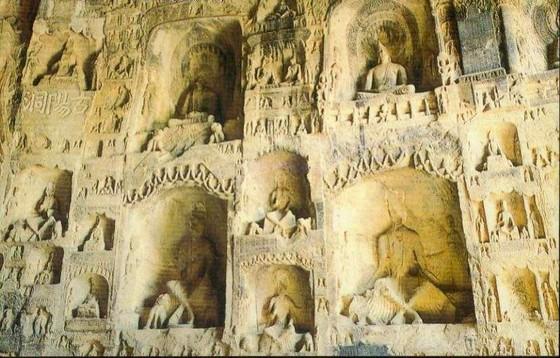洛陽8大景之首──龍門石窟 ảnh 3