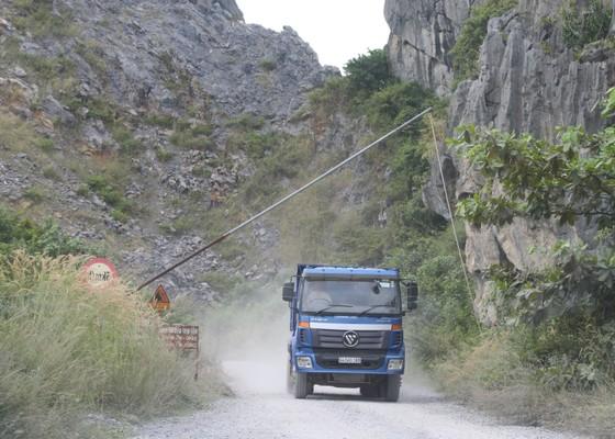 Khai thác đá ở Kiên Giang, 2 công nhân tử vong ảnh 1
