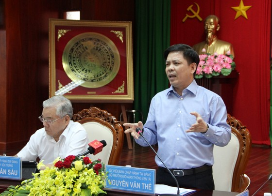 Bộ GTVT lấy ý kiến quy hoạch cảng Trần Đề với vốn đầu tư trên 40.000 tỷ đồng ảnh 1