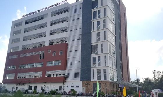 Khánh thành Bệnh viện Đột quỵ - Tim mạch đầu tiên tại ĐBSCL ảnh 2