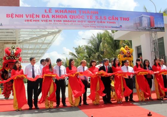 Khánh thành Bệnh viện Đột quỵ - Tim mạch đầu tiên tại ĐBSCL ảnh 1