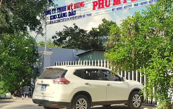 Đại gia xăng dầu Trịnh Sướng từng dính líu vụ 'nhập lụi' 2 triệu lít xăng ảnh 1