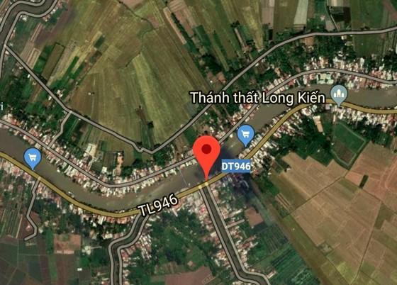 An Giang tiếp tục ban bố tình huống khẩn cấp sạt lở tại Tỉnh lộ 946 ảnh 2