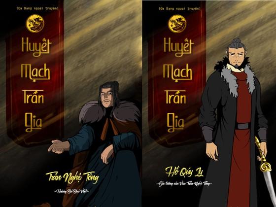 Khó khăn gấp bội, loạt phim hoạt hình dã sử Việt ra mắt tập mới ảnh 1