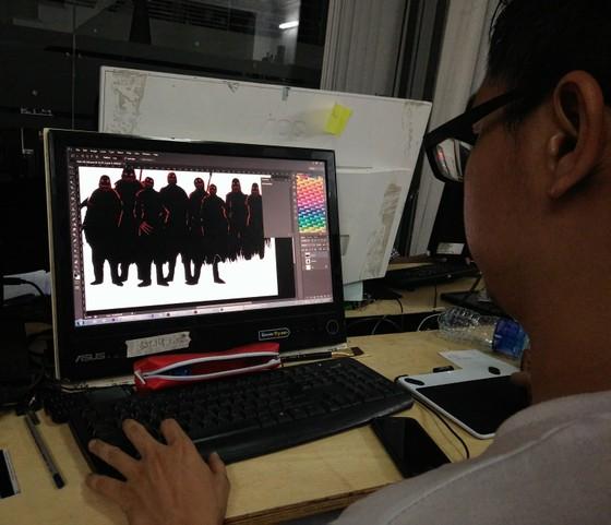 Khó khăn gấp bội, loạt phim hoạt hình dã sử Việt ra mắt tập mới ảnh 2