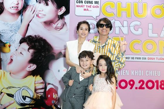 Câu chuyện làm cha, mẹ đơn thân lên màn ảnh rộng Việt ảnh 1