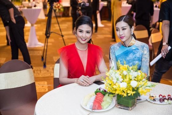 Hoa hậu Áo trình diễn trang phục dân tộc tại Việt Nam ảnh 7