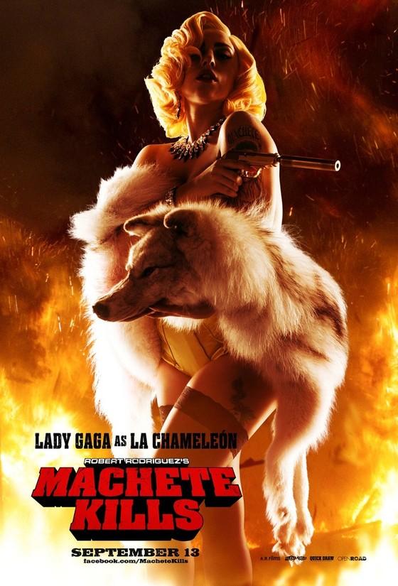 """Ca sĩ lập dị Lady Gaga """"vụt sáng"""" ở lĩnh vực điện ảnh ảnh 3"""