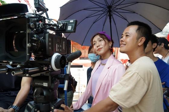 Ngọc Trinh vào vai gái quê trong phim Tết 2019 ảnh 2