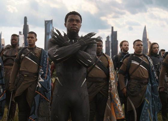 Phim siêu anh hùng lần đầu vào đề cử Oscar 2019 ảnh 1
