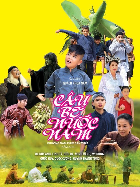 Loạt phim cổ tích Cậu bé nước Nam lên sóng Tết Kỷ Hợi ảnh 3
