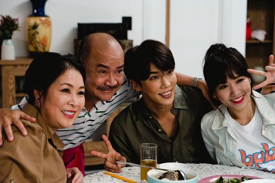 """Hari Won """"kết duyên"""" cùng sao Hàn trong phim mới ảnh 3"""