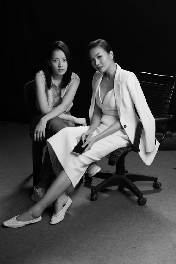Thanh Hằng, Chi Pu đối đầu ly kỳ trong phim mới ảnh 1