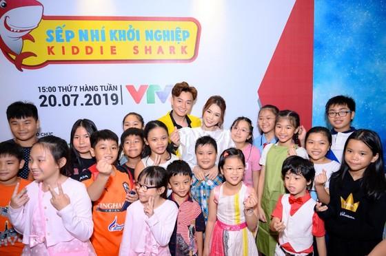 Chương trình truyền hình về khởi nghiệp đầu tiên cho trẻ em ảnh 1