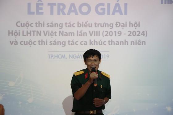Trao giải cuộc thi sáng tác biểu trưng và ca khúc Đại hội Hội Liên hiệp thanh niên Việt Nam lần VIII ảnh 2
