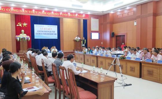 Đà Nẵng - Quảng Nam cùng quản lý lưu vực sông Vu Gia – Thu Bồn  ảnh 1
