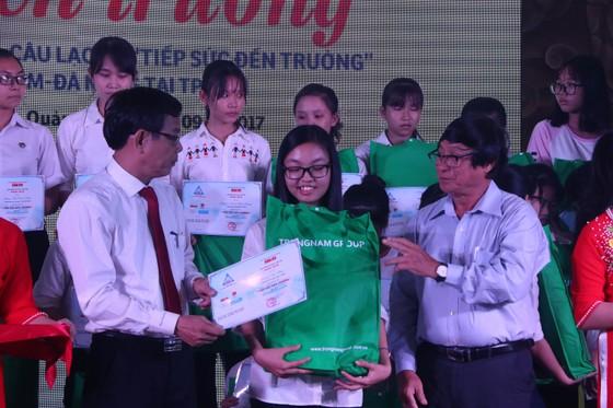 """144 tân sinh viên Quảng Nam - Đà Nẵng được """"tiếp sức đến trường"""" ảnh 1"""
