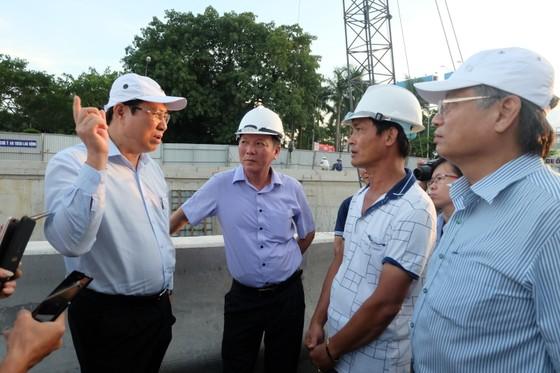 Hầm chui phục vụ APEC chậm tiến độ nghiêm trọng  ảnh 2