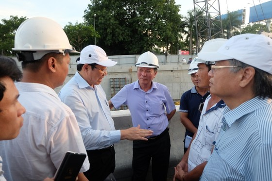 Hầm chui phục vụ APEC chậm tiến độ nghiêm trọng  ảnh 3