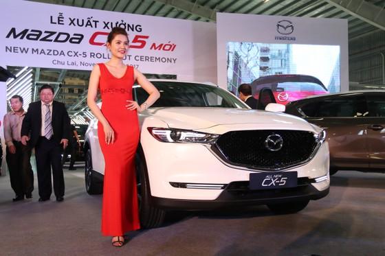 Xuất xưởng Mazda CX-5 phiên bản mới ảnh 2