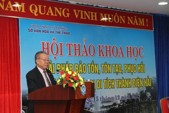 Đà Nẵng tìm giải pháp phát huy giá trị di tích thành Điện Hải ảnh 2