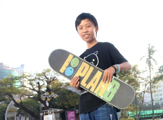 Skateboard, sân chơi hấp dẫn cho bạn trẻ Đà Nẵng  ảnh 5