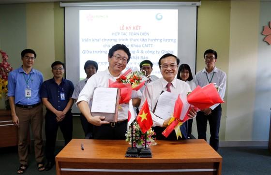 Sinh viên CNTT thực tập hưởng lương và làm việc tại Nhật và Việt Nam ảnh 1