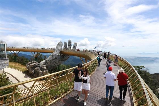 Ngắm toàn TP Đà Nẵng từ cây cầu ở độ cao 1.414m  ảnh 2