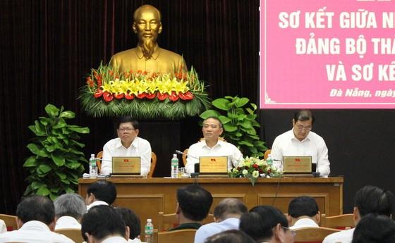 Thường trực Thành ủy Đà Nẵng: Kết luận nhiều nội dung quan trọng  ảnh 2