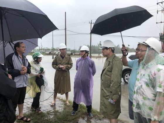 Đà Nẵng cấp bách ứng phó với ngập sâu do mưa lớn kéo dài  ảnh 1