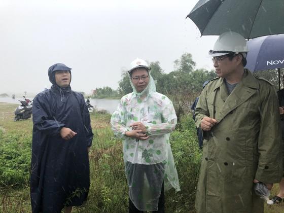 Đà Nẵng cấp bách ứng phó với ngập sâu do mưa lớn kéo dài  ảnh 8