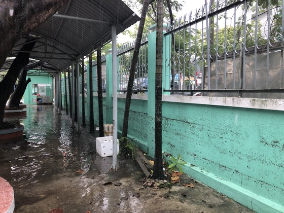 Mưa ngập bất thình lình, ngày mai 10-12, học sinh - sinh viên trên toàn thành phố Đà Nẵng được nghỉ học ảnh 3