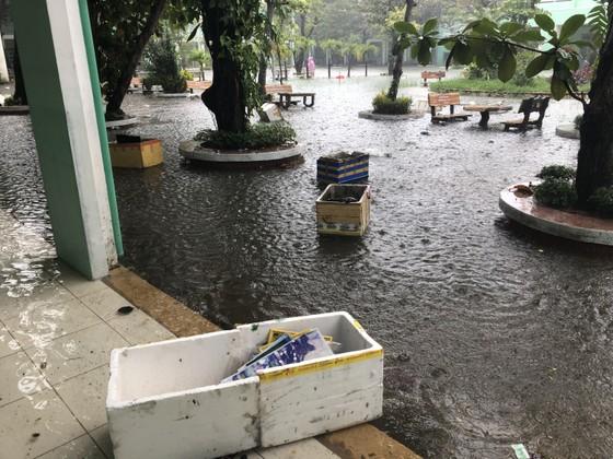 Mưa ngập bất thình lình, ngày mai 10-12, học sinh - sinh viên trên toàn thành phố Đà Nẵng được nghỉ học ảnh 1