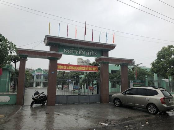 Mưa ngập bất thình lình, ngày mai 10-12, học sinh - sinh viên trên toàn thành phố Đà Nẵng được nghỉ học ảnh 11