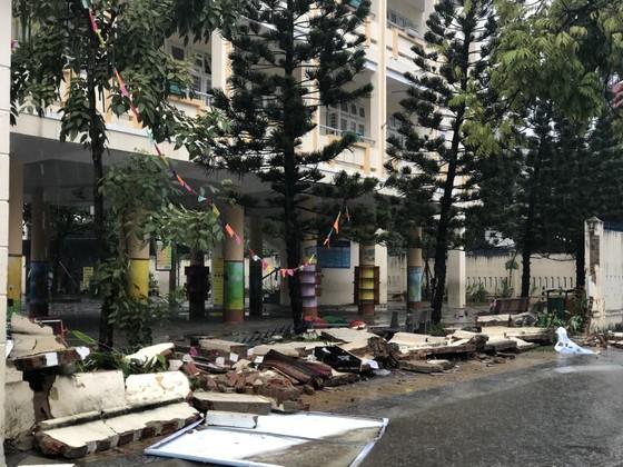 Mưa ngập bất thình lình, ngày mai 10-12, học sinh - sinh viên trên toàn thành phố Đà Nẵng được nghỉ học ảnh 13