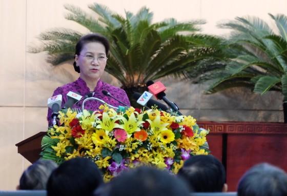 """Chủ tịch QH Nguyễn Thị Kim Ngân: Đà Nẵng phải là """"thành phố thông minh"""" ảnh 3"""