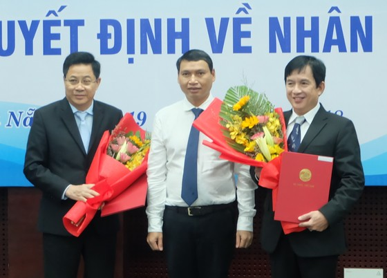 Đà Nẵng có tân Giám đốc sở Ngoại vụ và Chánh văn phòng UBND thành phố ảnh 1