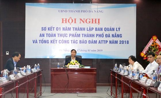 Đà Nẵng xử phạt 600 cơ sở vi phạm ATVSTP ảnh 1