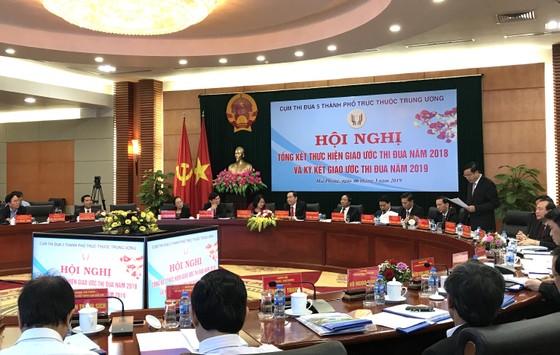 Hà Nội, TPHCM, Đà Nẵng, Hải Phòng, Cần Thơ: Liên kết để phát triển bền vững ảnh 1