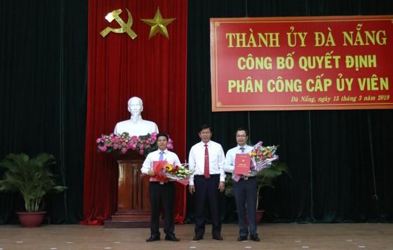Đà Nẵng điều động Giám đốc Sở Xây dựng làm Bí thư quận Liên Chiểu ảnh 1