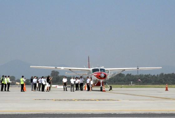 Khai trương đường bay Đà Nẵng - Huế bằng thủy phi cơ ảnh 2