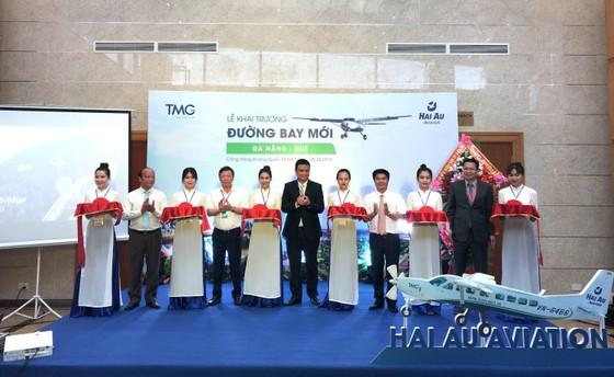Khai trương đường bay Đà Nẵng - Huế bằng thủy phi cơ ảnh 1