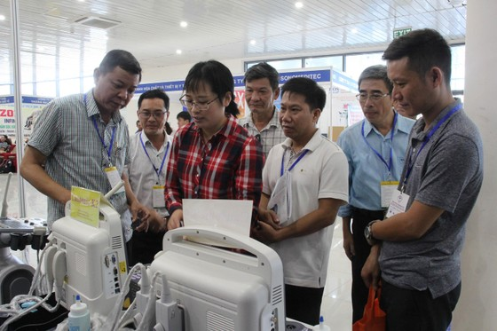 Triển lãm Quốc tế chuyên ngành Y dược tại Đà Nẵng ảnh 1