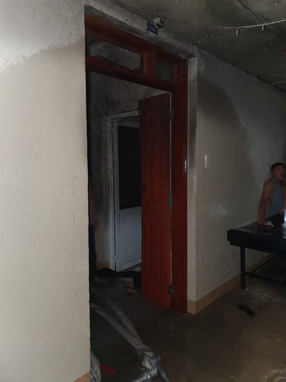 Thắp hương cúng rằm làm cháy căn hộ chung cư ở tầng 11 ở Đà Nẵng ảnh 4