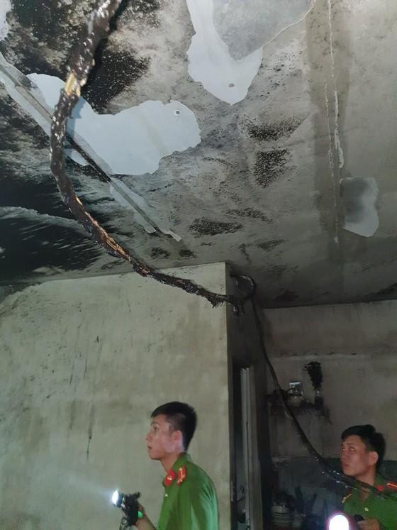 Thắp hương cúng rằm làm cháy căn hộ chung cư ở tầng 11 ở Đà Nẵng ảnh 3